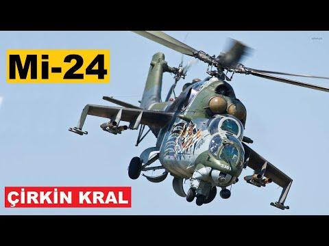 Mi-24 Hind Taarruz Helikopteri Efsanesini Tanıyalım