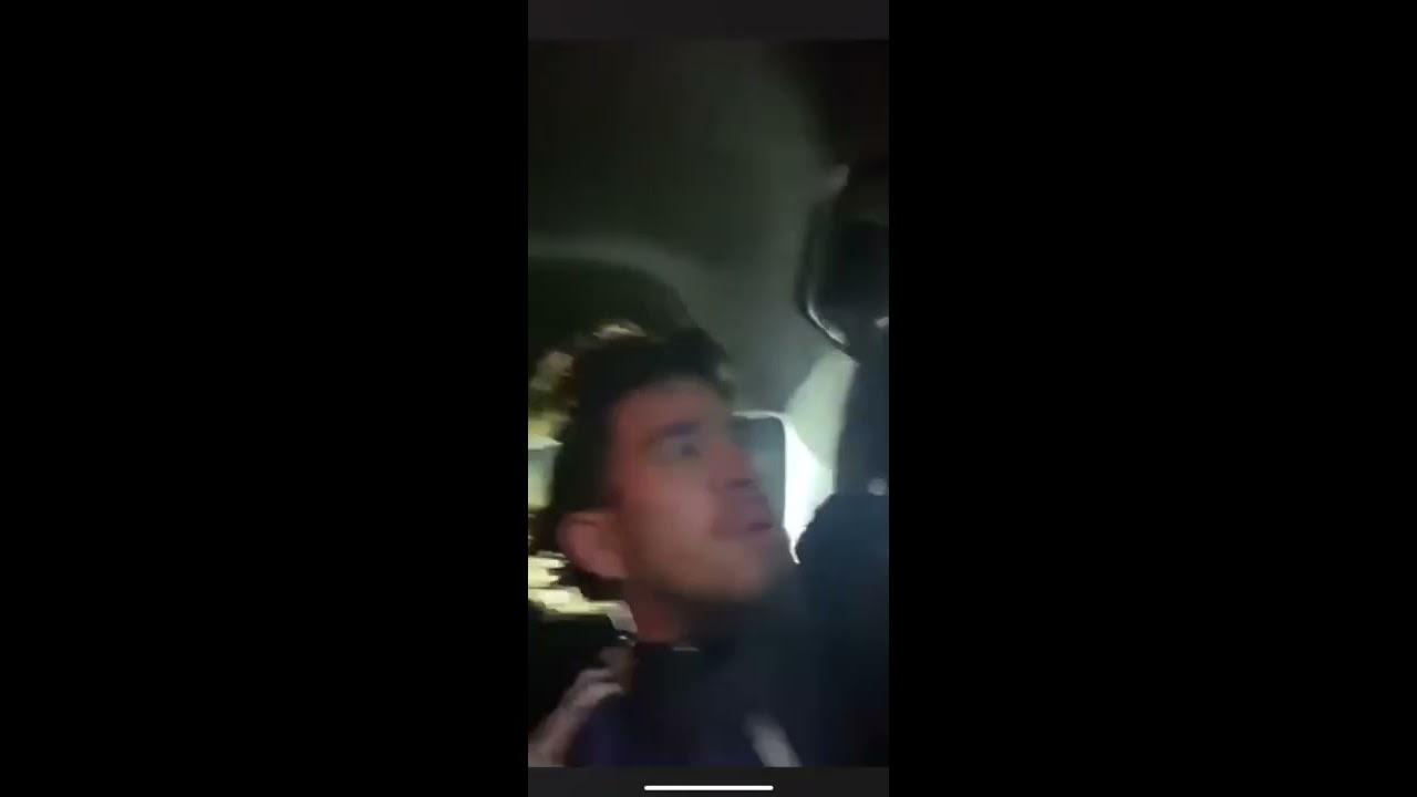 Arrest of Javier Amarat at Worcester protests, June 1, 2020