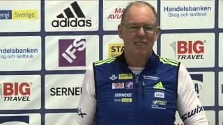 Skidskytte: Hela Wolfgang Pichlers PK - TV4 Sport