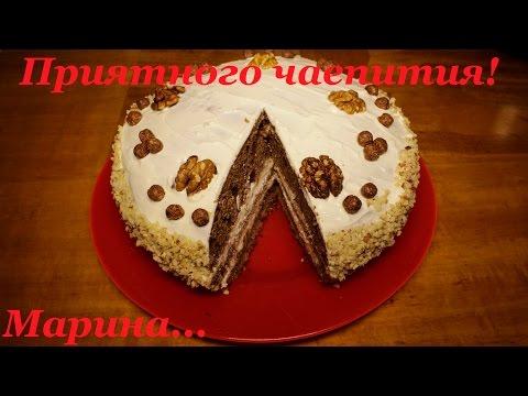 Торт без выпечки, рецепты с фото на : 129