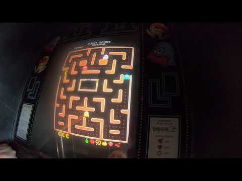 Ms. Pac Man (turbo) - 901,280