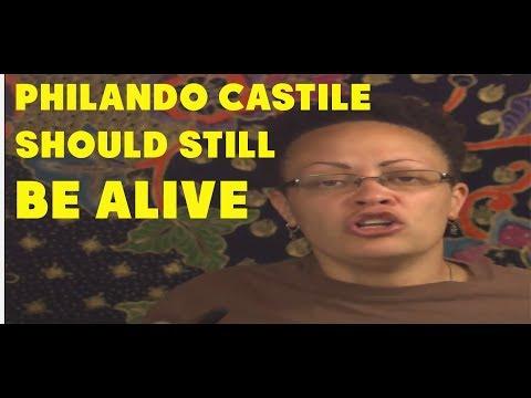 Philando Castile Should Be Alive. Officer Who Shot Him Should Be in Jail. 6/21