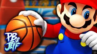 HALF COURT SHOT! - Mario Sports Mix (Part 3)