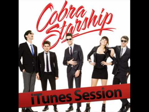 Cobra Starship - You're Not In On the Joke (iTunes Session)