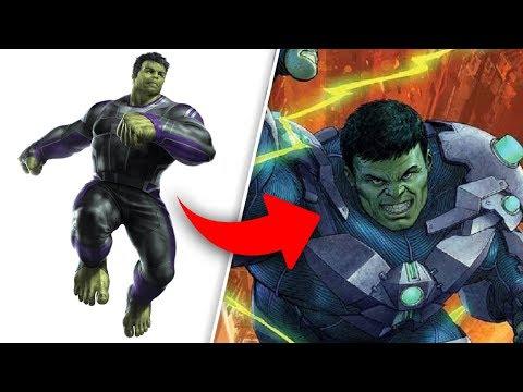¿Que pasará con Hulk después de AVENGERS 4?