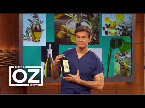 Why Dr. Oz Recommends Adding Olive Oil to Cereal