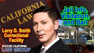 Banning Jail (Larry Smith Correctional Facility)