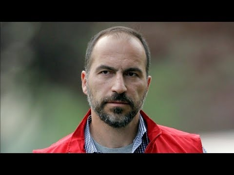 Who Is New Uber CEO Dara Khosrowshahi? | Los Angeles Times