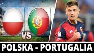 ⚽ POLSKA - PORTUGALIA: PIĄTEK, MILIK i LEWANDOWSKI zagrają RAZEM w NAPADZIE? *to czas snajperów*