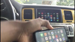 How To Mirror iPhone To Your Car