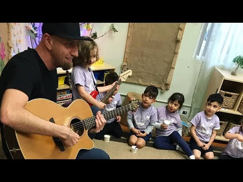 System of a Down Perform Toxicity For Preschoolers