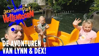 Avonturenpark Hellendoorn 2019 met Lynn & Dex!