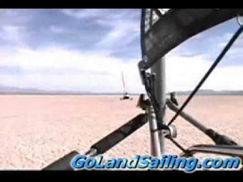 Omega Land Sailing in Nevada