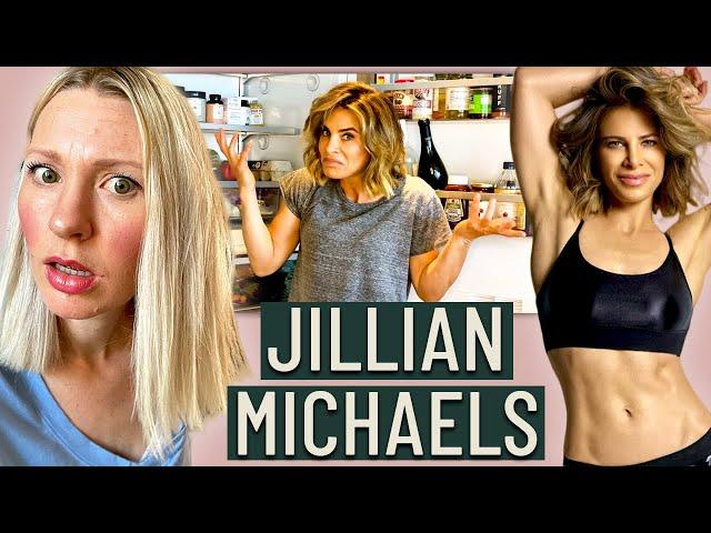 Dietitian Reacts to Ex Biggest Loser Trainer Jillian Michaels' Condescending Diet Tips