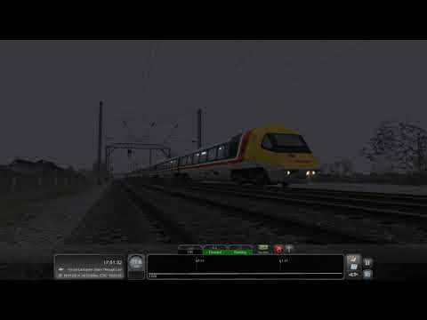 Train Simulator 2018: APT-P First Look