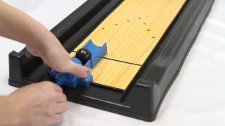 Ideal - Rack n Roll Miniature Bowling Game