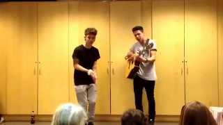 Jake Sims + Joe Roberts - Forget It