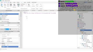 Roblox How to make a Script Builder Live with CalOFduty9000 2018