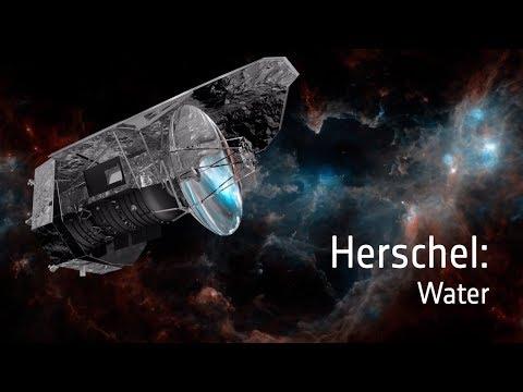 Herschel: water
