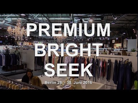 Premium, Bright & Seek  -  Fashion Week Berlin 2016