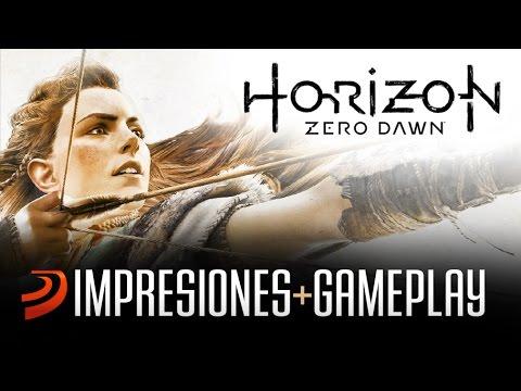 Horizon Zero Dawn: Así es el juego más BESTIAL de Guerrilla