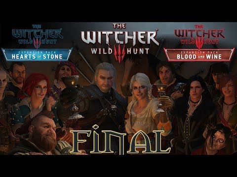 SON !!! ELVEDA GERALT    The Witcher 3: Blood And Wine Türkçe Altyazılı - Bölüm 46 FİNAL thumbnail