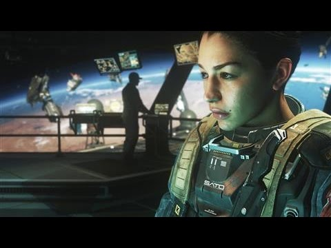 Activision Braves Space For 'Call of Duty: Infinite Warfare'