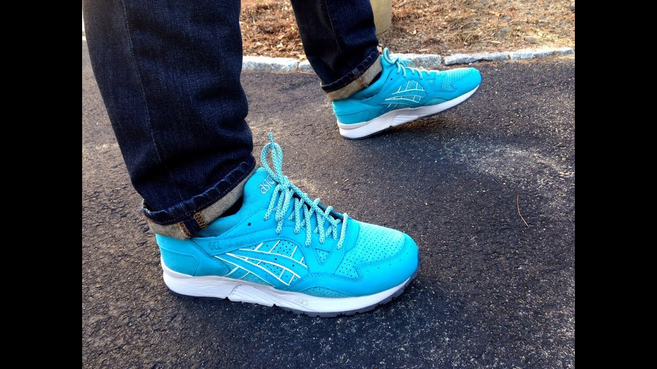 asics gel lyte 5 review