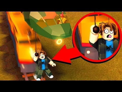 JAILBREAK NEW HELICOPTER HANGING ROPE TROLL