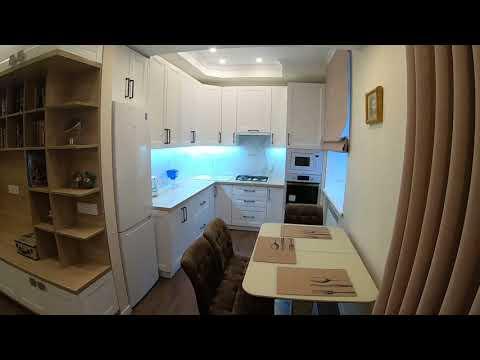 Ремонт 2-х комнатной квартиры. СТАЛИНКА 57 м2 Бюджет 48000 у е  Запорожье