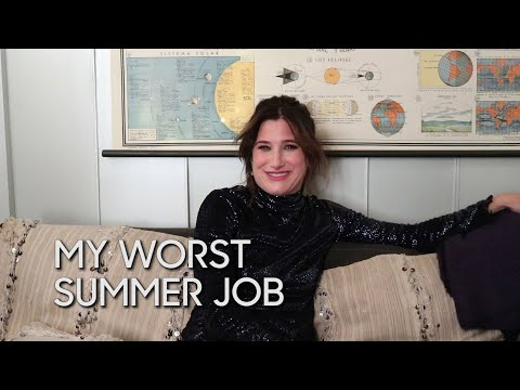 My Worst Summer Job: Kathryn Hahn