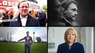 """NRW-Wahlwerbespots: """"Deutsch können sie eher nicht"""""""