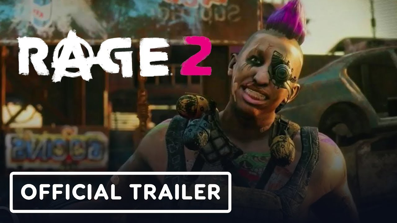 Rage 2: