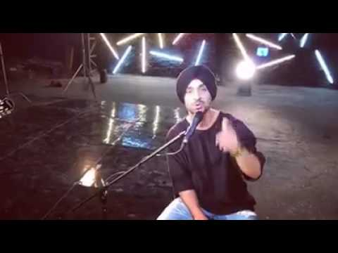 DO YOU KNOW    Diljit Dosanjh unpluged version    First look    speed records    2016.