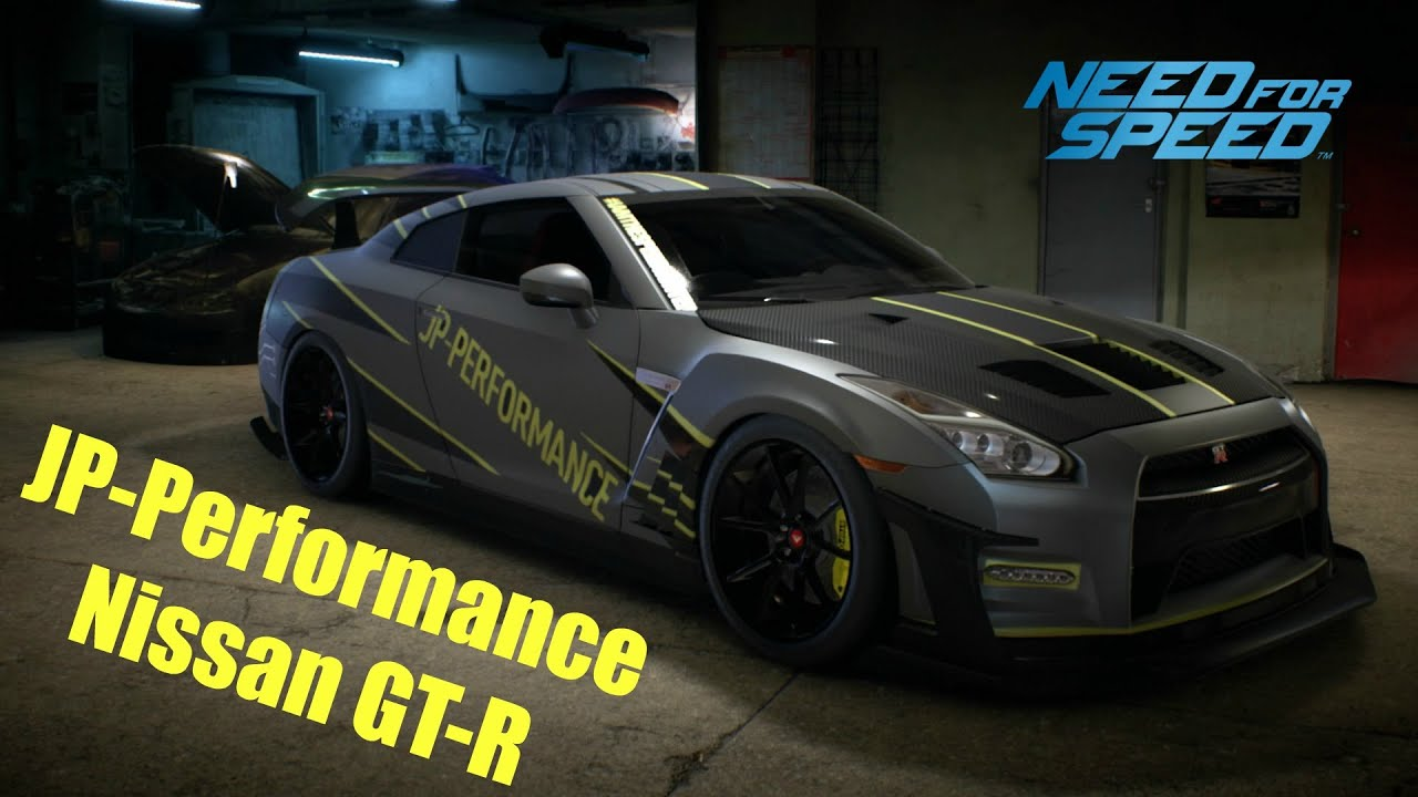 jp performance nissan gt r need for speed 2016 ps4. Black Bedroom Furniture Sets. Home Design Ideas