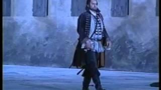 Opera La forza del destino, Dainius Stumbras & Badri Maisuradze duet 4 act