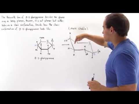 Chair Conformations of Glucose von YouTube · Dauer:  8 Minuten 54 Sekunden