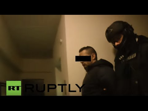 Germany: Suspected refugee smuggling ring raided and arrested in Potsdam