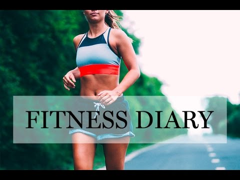 Fitness Diary 2 - Vorbereitung auf den Urlaub