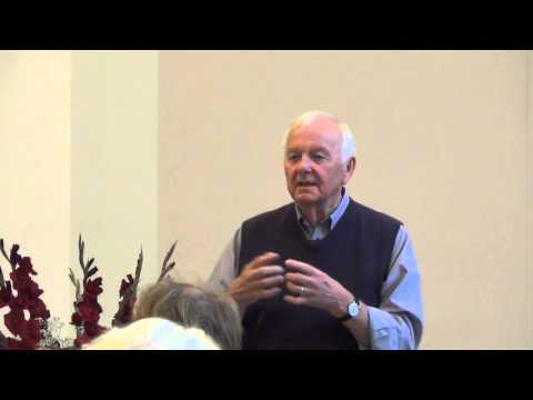 Tony Parsons / Meeting in Amsterdam 12. October Part 1 of 2