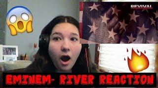 River- Eminem ft Ed Sheeran First Listen