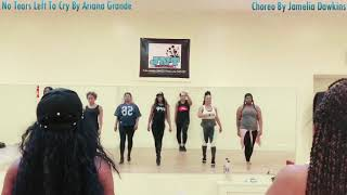 JNT Heels & Stilettos Class- No Tears Left To Cry By Ariana Grande (We DO NOT Own Music Rights) S1C3