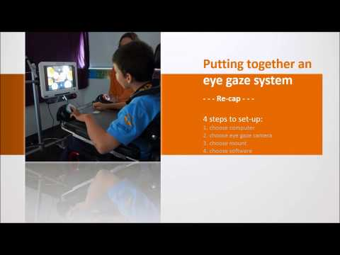 Starting with Eye Gaze in the Classroom - Considerations
