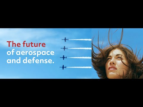 The future of aerospace and defense