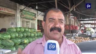 جرش .. شكاوى من تدني الخدمات في السوق المركزية - (19-7-2017)