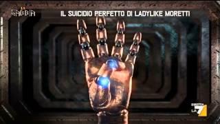Il suicidio perfetto di Ladylike Moretti