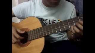 mưa trên phố bay xa (guitar cover)