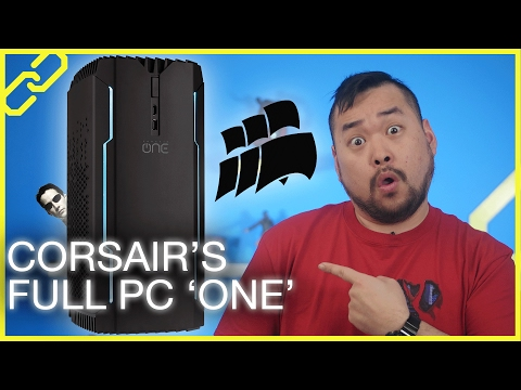 The Corsair One PC, E3 Now Open for Regular Consumers, 1000 Year CS Ban