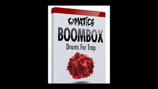 *FREE TRAP PACK* CYMATICS Boombox drums for TRVP