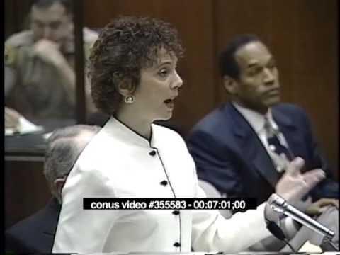 OJ Simpson Trial - March 13th, 1995 - Part 2
